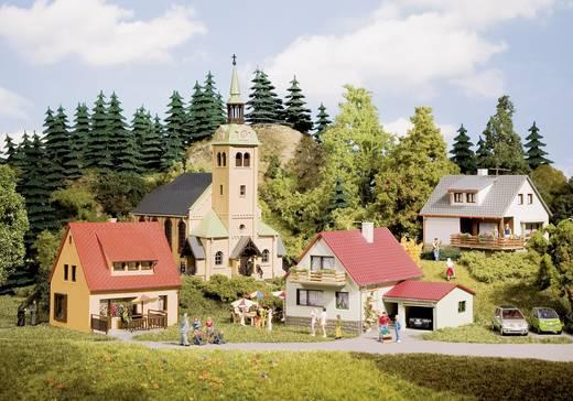 Auhagen 15201 H0, TT Startset Dorf Waldkirchen