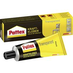 Kontaktní lepidlo Pattex Transparent PXT1C, 50 g