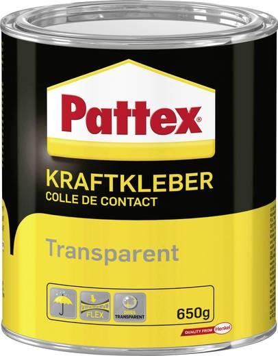 Pattex Transparent Kontaktkleber PXT3C 650 g