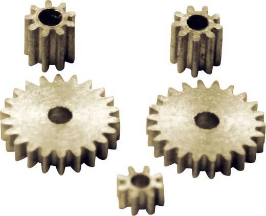 Messing Micro-Zahnradsatz Sol Expert Modul 0.2 ZRS Ritzel 1 Set