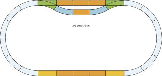 G Piko Gleis 35300 Ergänzungs-Set