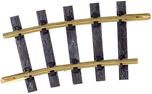 G Piko Gleis 35216 Gebogenes Gleis 7.5 ° 1200 mm