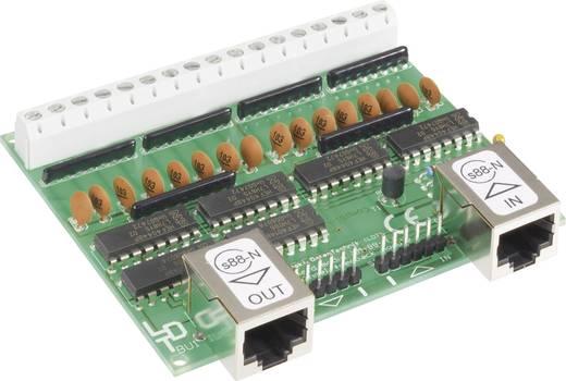 LDT Littfinski Daten Technik RM-88-N RM-88-N Rückmeldedecoder Bausatz, ohne Kabel, ohne Stecker