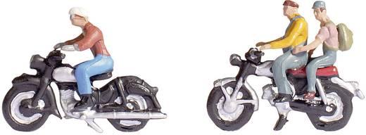 NOCH 15904 H0 Figuren Motorradfahrer