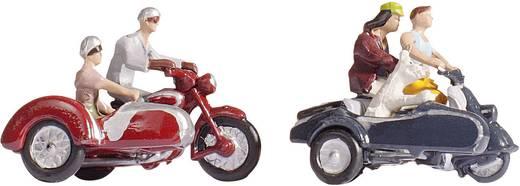 NOCH 15905 H0 Figuren Motorradfahrer