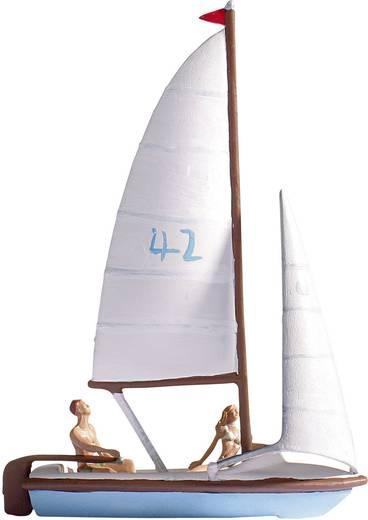 NOCH 16824 H0 Segelboot Fertigmodell