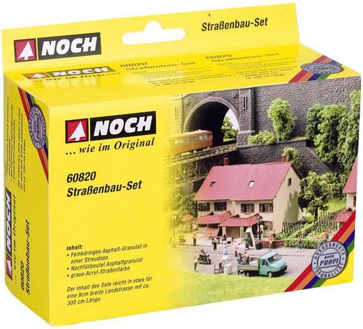 H0, N, TT Straßenbau-Komplett-Set NOCH 60820