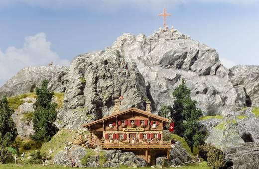 Faller 130329 H0 Hochgebirgshütte Moser-Hütte