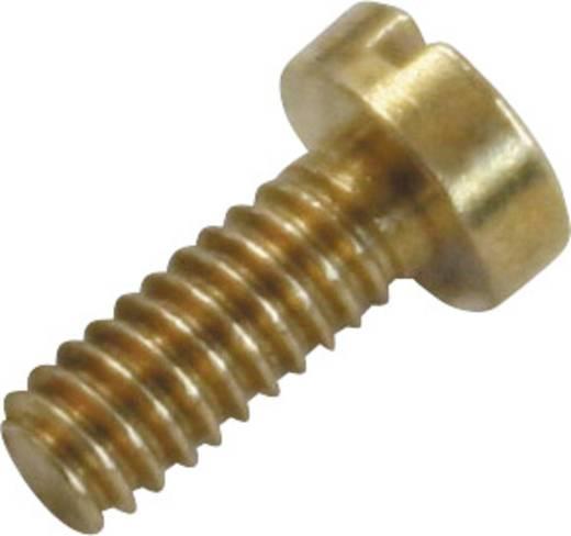Messing Micro-Schrauben Sol Expert M2-10 25 St.