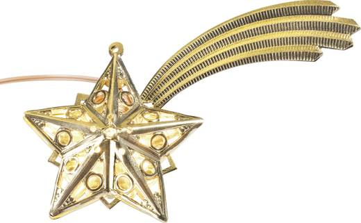 Filigran-Komet, altgold