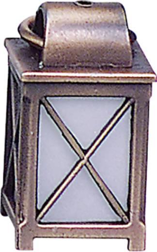 Krippenlaterne Kahlert Licht 20633 3.5 V mit Beleuchtung, Brüniert