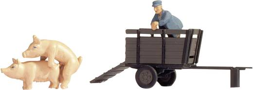 NOCH 16656 H0 Figuren Schweinetransport