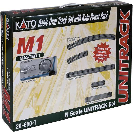N Kato Unitrack 7078620 Start-Set