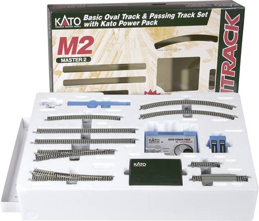N Kato Unitrack 7078621 Start-Set