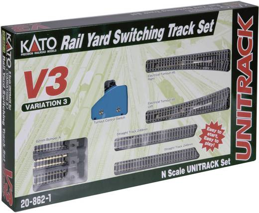 N Kato Unitrack 7078633 Ergänzungs-Set