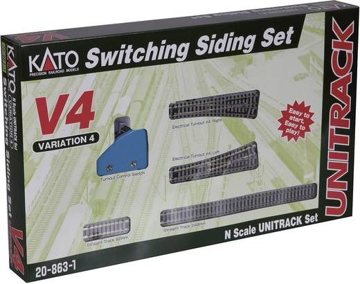 N Kato Unitrack 7078634 Ergänzungs-Set