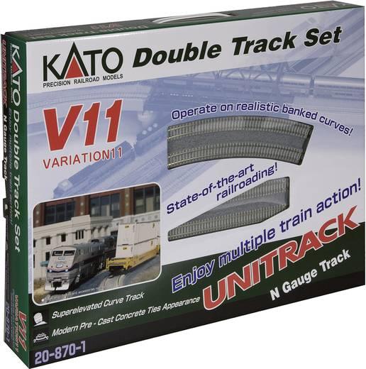 N Kato Unitrack 7078641 Ergänzungs-Set