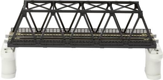 N Kastenbrücke 2gleisig Universell (L x B x H) 248 x 77 x 75 mm KATO 7077212