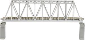 248 x 35 x 75 mm L x B x H KATO 7077203 N Kastenbrücke 1gleisig Universell
