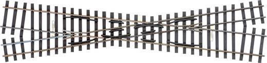 H0e Tillig Schmalspur-Gleis 85260 Kreuzung 228 mm 15 °