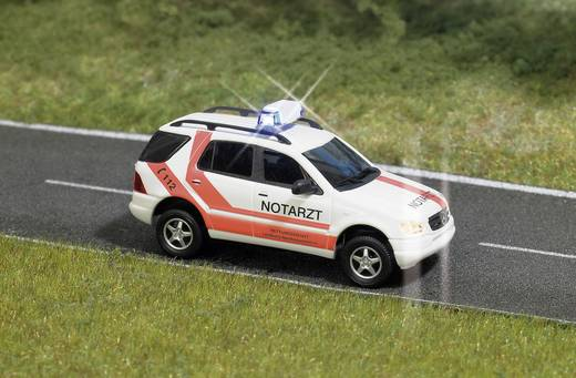 Busch 5631 H0 Mercedes Benz M-Klasse Notarzt