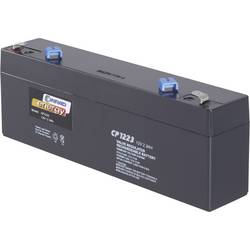 Image of Conrad energy CE12V/2,3Ah 250177 Bleiakku 12 V 2.3 Ah Blei-Vlies (AGM) (B x H x T) 177 x 60 x 34 mm Flachstecker 4.8 mm
