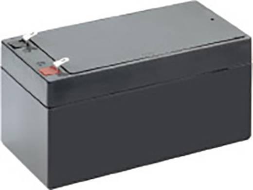 Conrad energy CE12V/3,2Ah 250189 Bleiakku 12 V 3.2 Ah Blei-Vlies (AGM) (B x H x T) 134 x 61 x 67 mm Flachstecker 4.8 mm