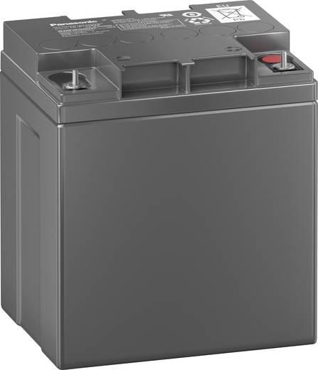 Panasonic 12V 28 Ah LC-P1228AP Bleiakku 12 V 28 Ah Blei-Vlies (AGM) (B x H x T) 165 x 175 x 125 mm M5-Schraubanschluss W