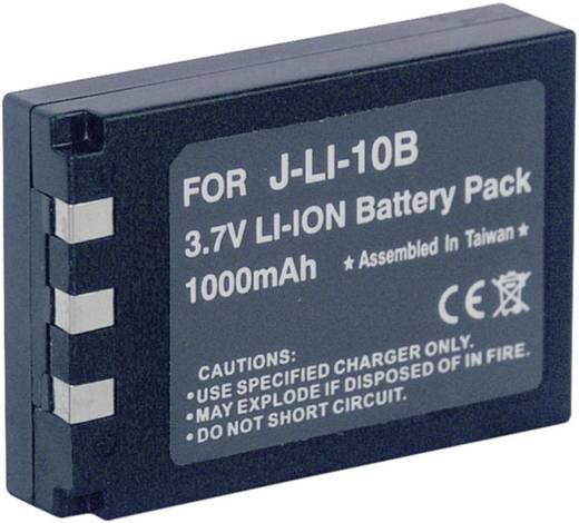 Kamera-Akku Conrad energy ersetzt Original-Akku LI-10B, LI-11B, LI-12B 3.7 V 800 mAh 250408