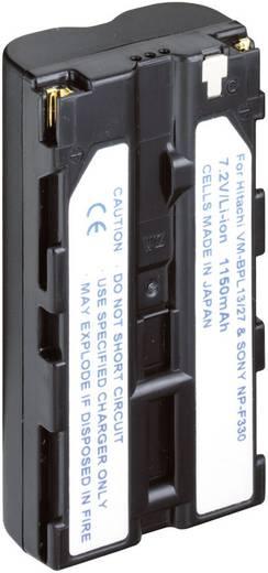 Kamera-Akku Conrad energy ersetzt Original-Akku NP-F530, NP-F550, NP-F570 7.2 V 2000 mAh 250467