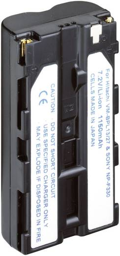 Kamera-Akku Conrad energy ersetzt Original-Akku NP-F530, NP-F550, NP-F570 7.2 V 2000 mAh