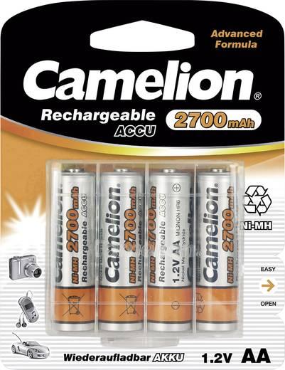 Camelion HR06 Mignon (AA)-Akku NiMH 2500 mAh 1.2 V 4 St.