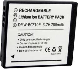 Batterie pour appareil photo Conrad energy 250543 3.7 V 700 mAh
