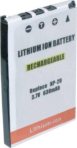Batterie pour appareil photo Conrad energy 250588 3.7 V 550 mAh