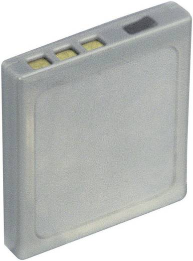 Kamera-Akku Conrad energy ersetzt Original-Akku DB-L20 3.7 V 600 mAh 250738
