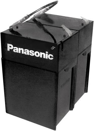 Bleiakku 12 V 4.5 Ah Panasonic 12 V 4,5 Ah LC-R124R5PD Blei-Vlies (AGM) (B x H x T) 70 x 102 x 97 mm Flachstecker 4.8 mm