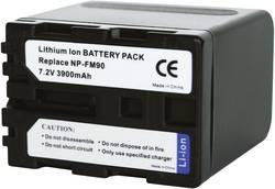 Batterie pour appareil photo Conrad energy 250913 7.2 V 3900 mAh