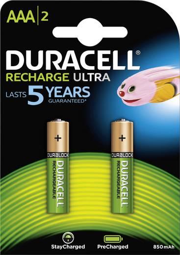 Duracell StayCharged HR03 Micro (AAA)-Akku NiMH 800 mAh 1.2 V 2 St.