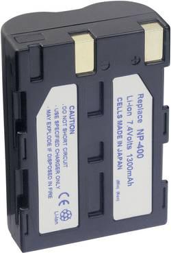 Batterie pour appareil photo Conrad energy 251174 7.4 V 1300 mAh