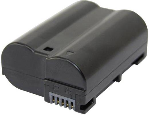 Kamera-Akku Conrad energy ersetzt Original-Akku EN-EL15 7.4 V 1500 mAh EN-EL15