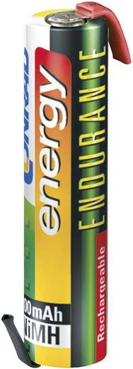Conrad energy Endurance ZLF Spezial-Akku Micro (AAA) Z-Lötfahne NiMH 1.2 V 800 mAh