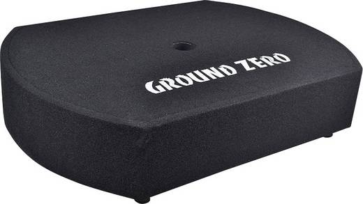 auto subwoofer aktiv 300 w ground zero. Black Bedroom Furniture Sets. Home Design Ideas