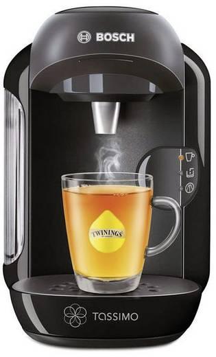 Multi-Getränke-Automat TAS1252CH Kaffee-/Teemaschine Schwarz