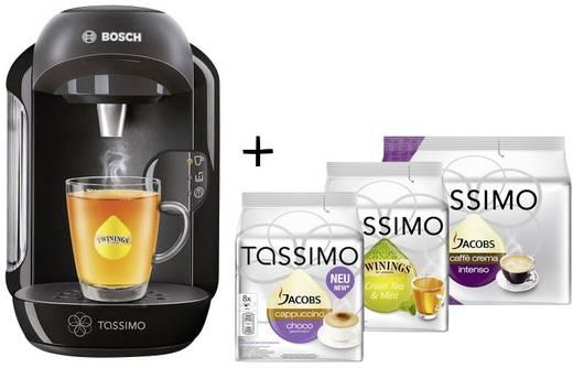 tassimo multi getr nke automat tas1252ch kaffee teemaschine schwarz. Black Bedroom Furniture Sets. Home Design Ideas