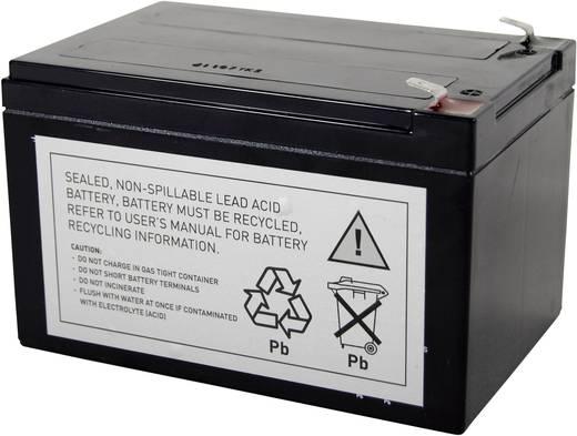 USV-Anlagen-Akku Conrad energy ersetzt Original-Akku RBC4 Passend für Modell APC62A, BE750-CN, BE750BB, BE750BBX450, BK6
