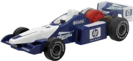 Formel 1 Rennwagen, blau DARDA