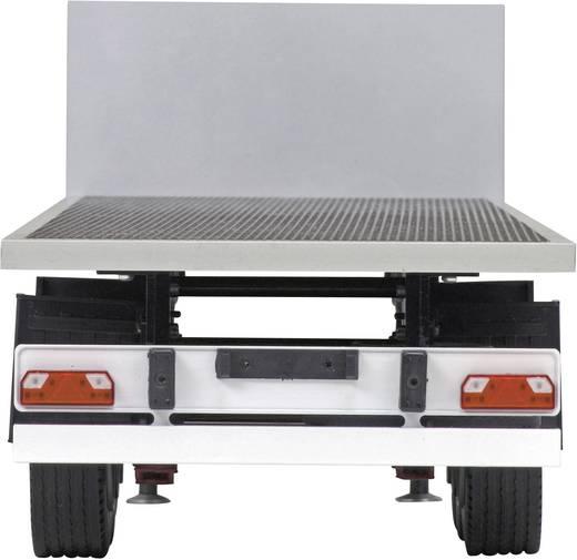Carson Modellsport 500907081 Version II 1:14 Flachbett-Auflieger