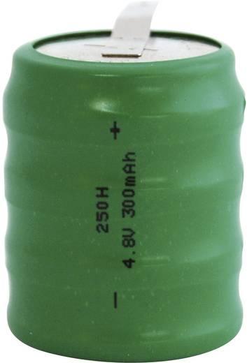 Knopfzellen-Akku 250H NiMH Emmerich 250 H, ZLF 300 mAh 4.8 V 1 St.