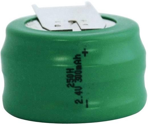 Knopfzellen-Akku 250H NiMH Emmerich 250 H, SLF 300 mAh 2.4 V 1 St.