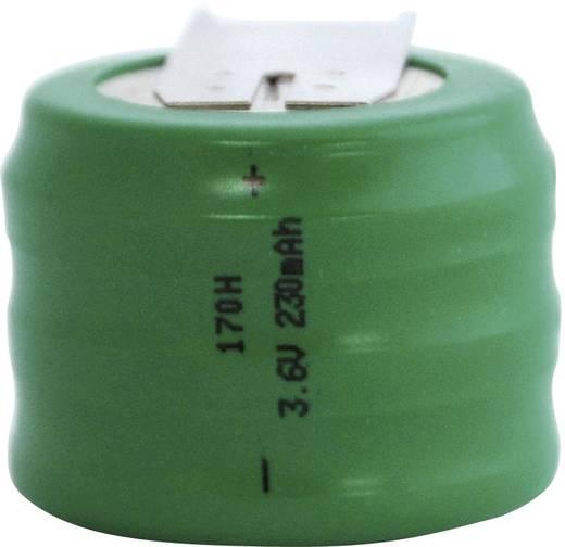 Emmerich 170 H, SLF Knopfzellen-Akku 170H NiMH 230 mAh 3.6 V 1 St.